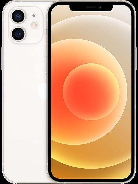 Iphone 12 hvit
