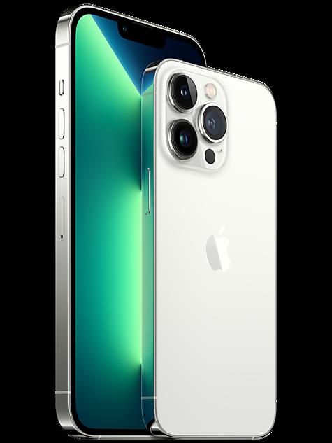 Iphone 13 sierra silver